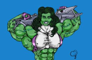 SuperShehulk by SinDD