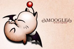 Moogle by apathae