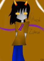 Request-Xtheal Zohon by xXMissNekoXx