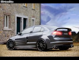 Mitsubishi Lancer reversion by Kriszke