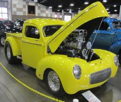 41 willys pickup by zypherion