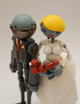 The Wedding Couple 2 by SpaceCowSmith