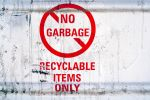 No Garbage by jdrainville