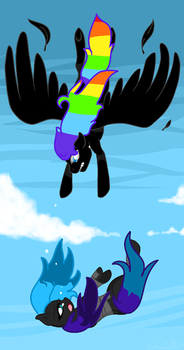 I'll Save You! by MusicDash2005