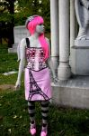 Rochelle Goyle Cosplay - Monster High by smashworks