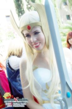 She-ra pose by lulysalle