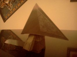 Little Pyramid Head by Superjay14