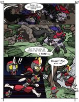 Mission 7: Of Knights and Pawns - Page 28 by CrimsonAngelofShadow