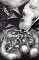 Batman Court of Owls 7-12-2013 by myconius