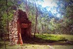 ruins at Newnes by davox1