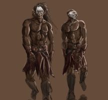 two more uruk-hai by arowell