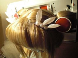 Sailor Moon Hair Things by Cepiapon