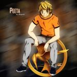 Peeta.Hungry Games Colour by xxMagueeMay