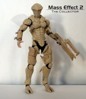Mass Effect 2 - The Collector - Pre Paint 2 by SomethingGerman