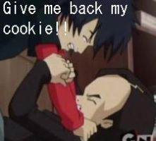 Give Me My Cookie :Icon: by Uchiha-Odd