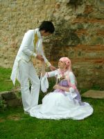 Lelouch and Euphemia by lilie-morhiril