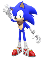 Sonic Boom Render By Nibroc by NIBROCrock
