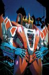 Transformers RID #20 cover colors by khaamar