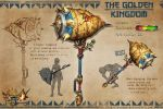 MH4U: The Golden Kingdom by Pechan