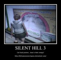 Silent Hill 3 by LeonKSpiderKitty