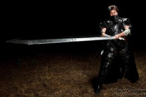 Guts: Sword by ocwajbaum