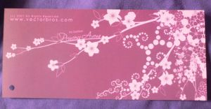 misprint wedding card by without-name
