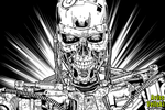 Terminator Again! by veilski
