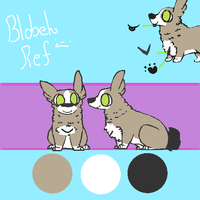 woah look an actual blobeh ref! by Coyotoscoping