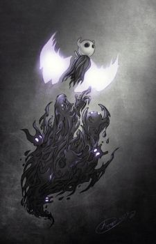 Hollow Knight,  The Abyss by Agregor