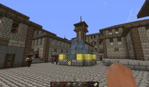 Royal Crown Square by Spacer176