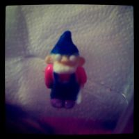 Fondant Gnome by AdaBerry