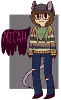 Micah by Ask-Micah-Opossum