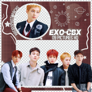 Pack Png 022 // EXO-CBX. by xAsianPhotopacks