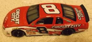 1998 Hut Stricklin Circuit City #8 Chevy car by Chenglor55
