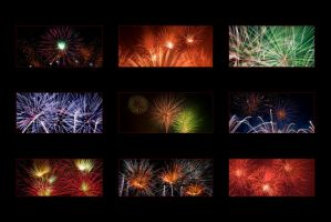 Fireworks Berlin 2009 II by stg123