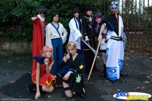 Gintama Complete group by VampireIonFortuna