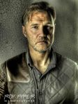 The Walking Dead: Governor: HDR Redux by nerdboy69