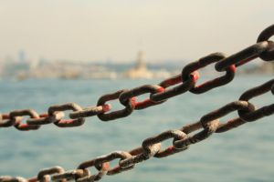 Istanbul In Chains. by trepas