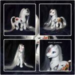 Okami Amaterasu version G2 by Soulren