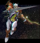 Tekkaman Anaglyph by mauvaller
