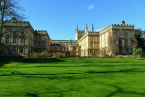 New College Oxford by JWBeyond