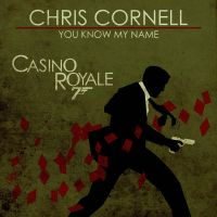 Chris Cornell Casino Royale Cover by teews666