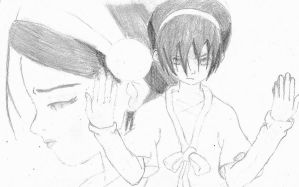 Toph by ThanhX2