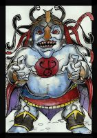 FAT mumm-ra by JesusNazarenuz