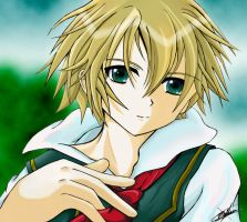 Pandora hearts: Oz-Kun by Inuyasha-no-e