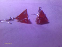 Carnelian D4 Earrings by stardove3