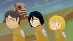 Attack on Titan by PotooBrigham