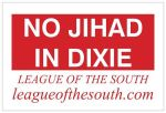No Jihad in Dixie by OddGarfield