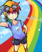 Rainbows by Gladosy