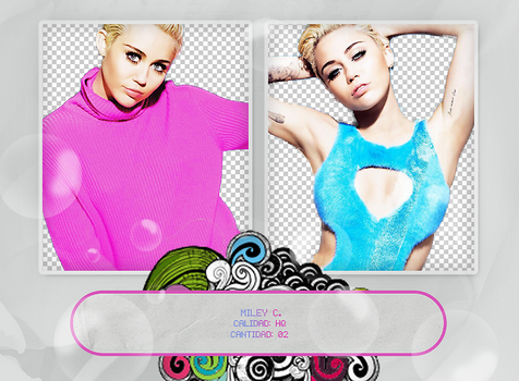 Pack png 20 // Miley C. by ExoticPngs